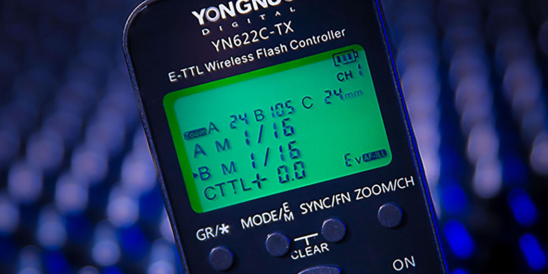 Yongnuo YN-622 C-TX