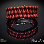 Paracord Armband Extrabreit