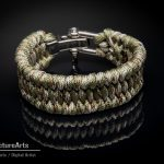 Camouflage Set Paracord