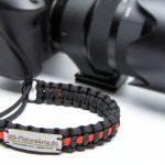 Paracord-Kamera-Handschlaufen