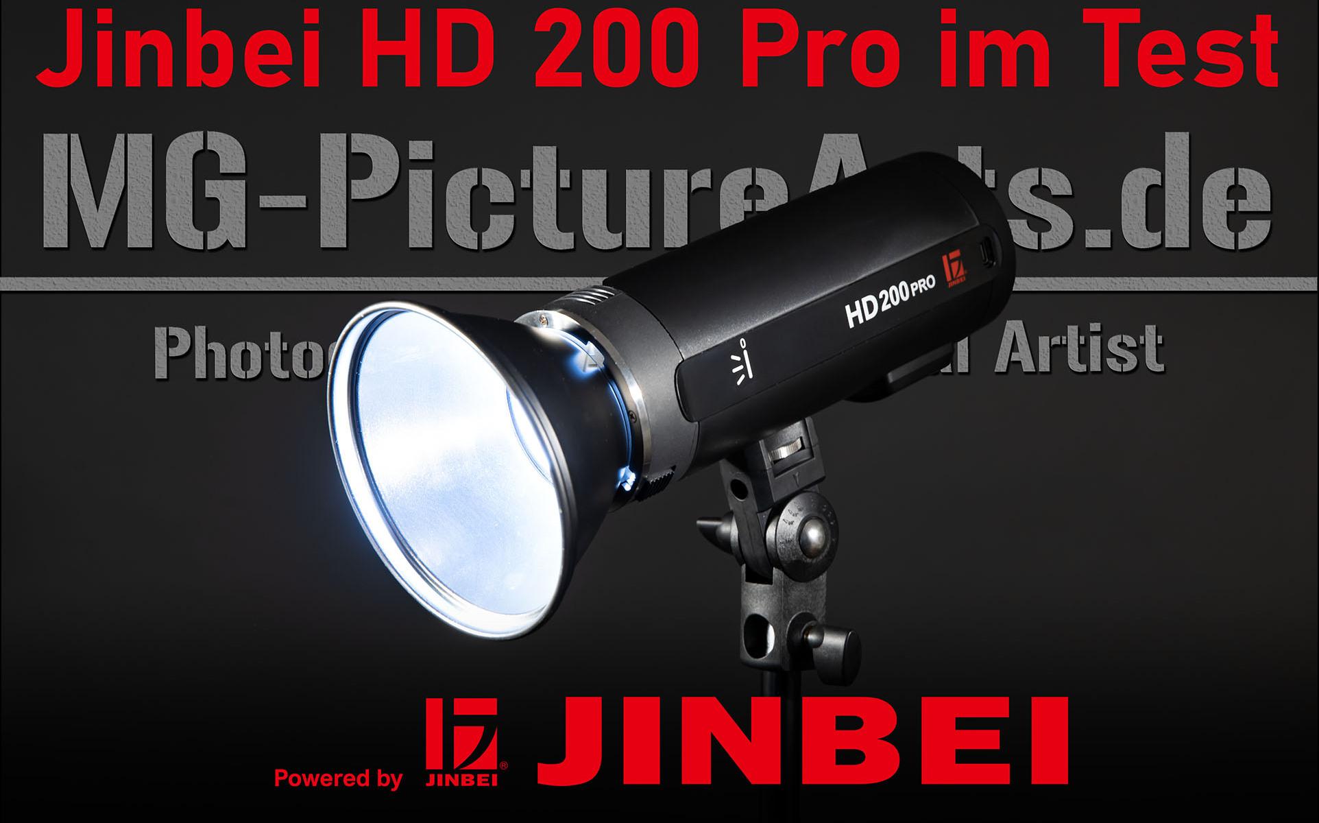 Jinbei HD 200 Pro Test